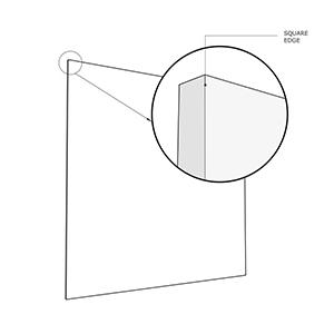 Square edge 300x300px