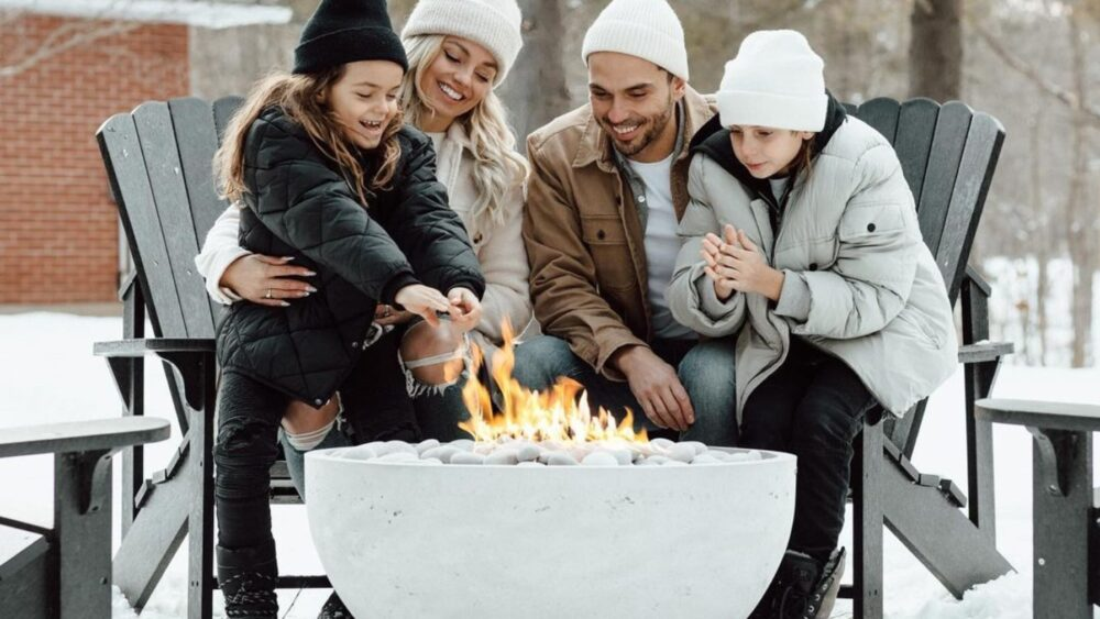 Get the Most Out of Your Backyard During the Winter