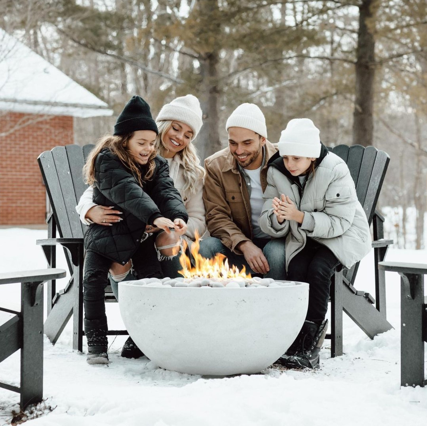 How to Get the Most Out of Your Backyard During the Winter